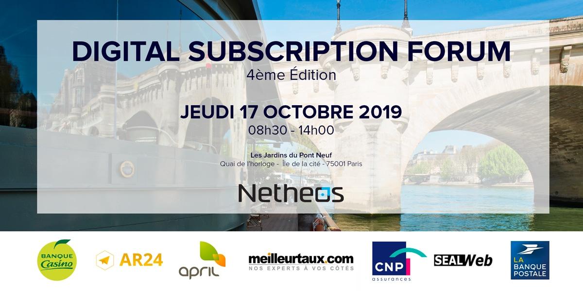 Digital Subscription Forum 2019